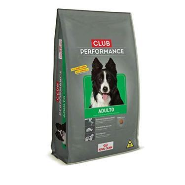 Ração Royal Canin Club Performance Cães Adultos 15kg Royal Canin Raça Adulto