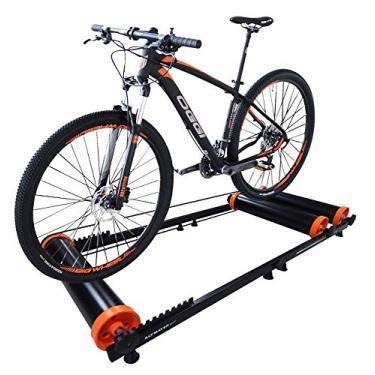 Imagem de Rolo de Treino Bike Livre Desmontável Exercícios AL-216