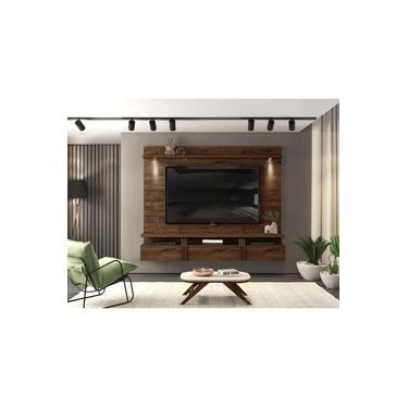 Painel Home Suspenso Lodi para Tv até 70 Polegadas 3 Portas Dj Móveis