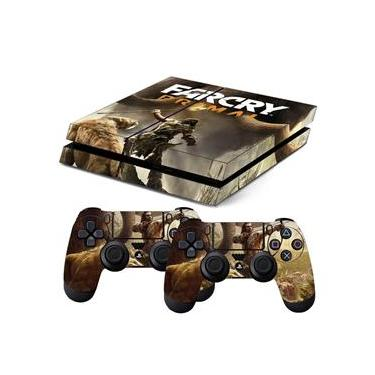 Skin PS4 Fat Far Cry Primal