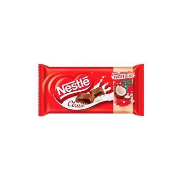 Barra de Chocolate Classic Prestígio ao Leite Nestlé 90g