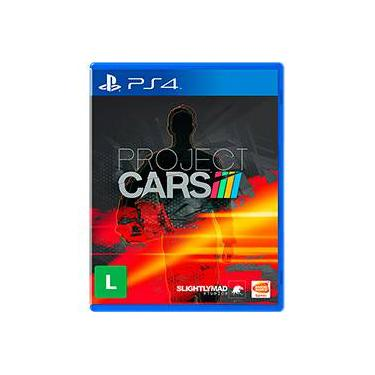 Game Project Cars - PS4