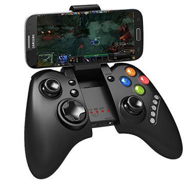 Controle Bluetooth game joystick Android e IOS PG-9021