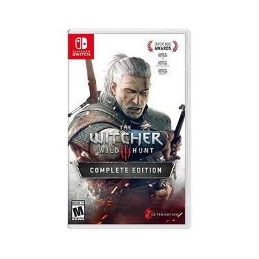 The Witcher 3: Wild Hunt Complete Edição Jogo para Nintendo Switch-1000746532