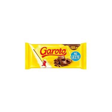 Barra de Chocolate ao Leite Garoto - 90g