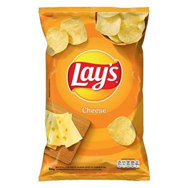 Batata Lays Cheese 86g - Elma Chips