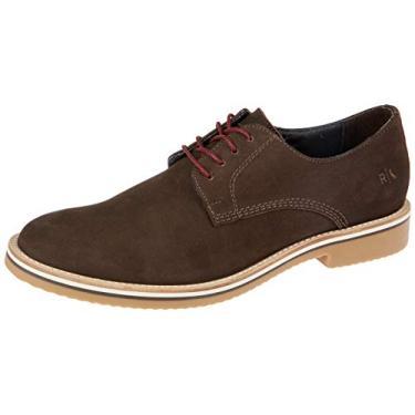 Sapato Casual Dudu Reserva Masculino Cafe 40