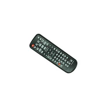 Imagem de Controle remoto de substituição HCDZ para LG COV33743704 LHD655-FB LHD655W LHD655BW LHD677 LHD625 LHD655 5.1Ch DVD Home Theater System