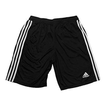 906ab3ef6 Shorts Adidas D2m 3-Stripes Masculino