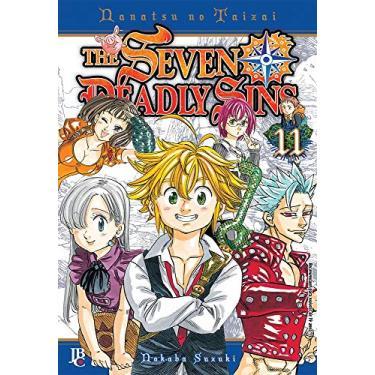 The Seven Deadly Sins - Volume 11 - Nakaba Suzuki - 9788545701354