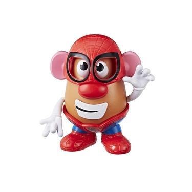 Boneco Transformável - 19 Cm - Playskool - Disney - Marvel - Mr. Potato Head - Spider Man - Hasbro