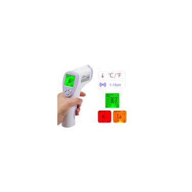 Termômetro infravermelho digital