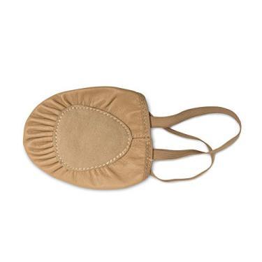 Imagem de Danshuz Sapato de dança Freedom Leather Half Sole - 364, Bronzeado claro, X-Small