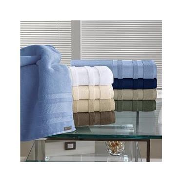 Imagem de Toalha de rosto linha Supreme cor azul jeans 50x80 - Buettner