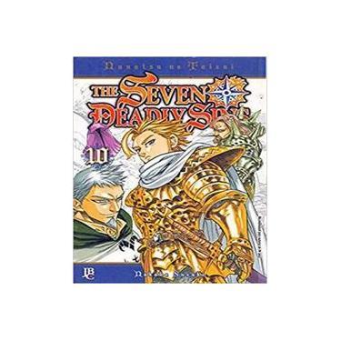 The Seven Deadly Sins - Vol. 10 - Nakaba Suzuki - 9788545701187
