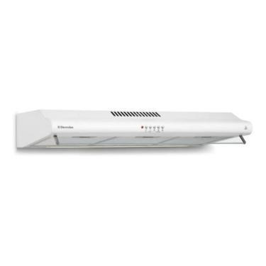 Exaustor Depurador De Cozinha Electrolux De Aço Inoxidável De Parede 80cm X 14cm X 40.5cm Branco 220v