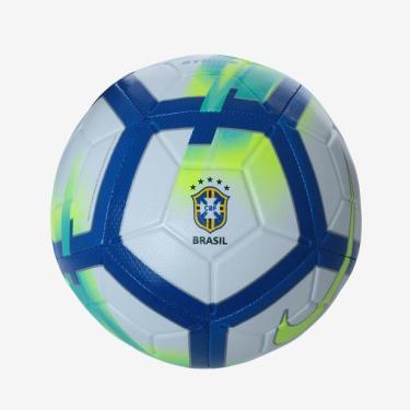 Bola Nike Strike Campeonato Brasileiro Campo a250b976dcf99