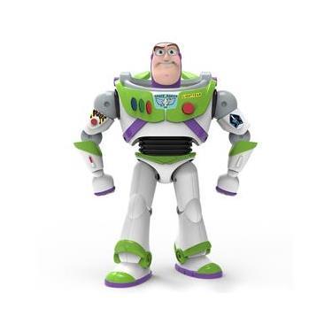 Boneco - Toy Story 4 - Buzz Lightyear Com Som - 38169