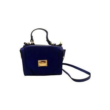 Bolsa Feminina Pequena Azul Bleu - Rafitthy (2271310)