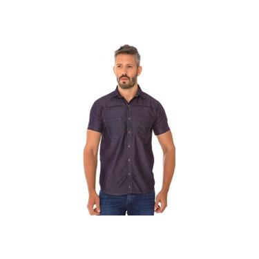 Camisa Jeans Express Raymond