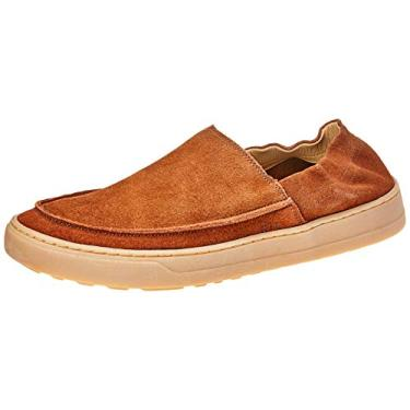 Sapato Casual Reserva Dallas Masculino, Ferrugem, 43