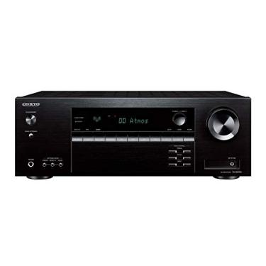 Receiver Onkyo TX-SR393 Dolby Atmos e DTS: X HDR 5.2Ch (120v)