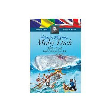 Moby Dick - Coleção Clássicos Bilíngues - Herman Melville - 9788538060451