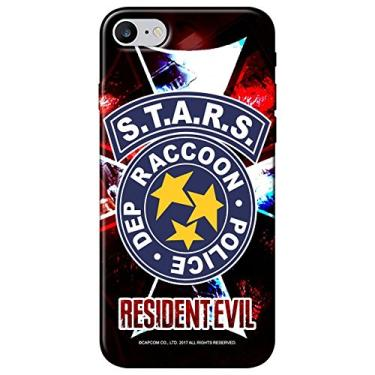 Capa Personalizada Apple iPhone 7 - Resident Evil S.T.A.R.S RPD - RD05