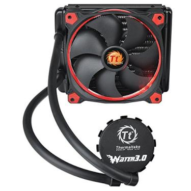 Cooler de CPU TT Water 3.0 Ring RED 140 All-In-One LCS, Thermaltake, CL-W150-PL14RE-A