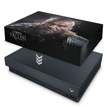 Capa Anti Poeira para Xbox One X - Lords Of The Fallen