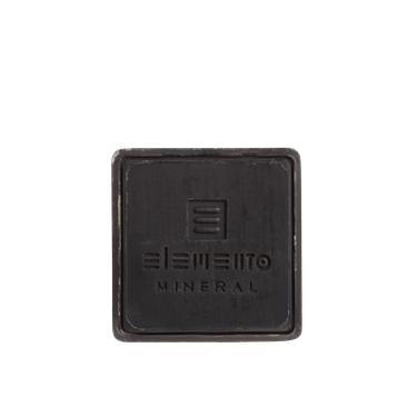Elemento Mineral Argila Negra - Sabonete em Barra 100g