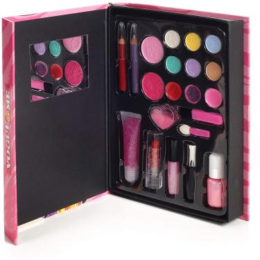 Imagem de Lil Me Kids Fun, Beauty, Fashion Washable Makeup Set