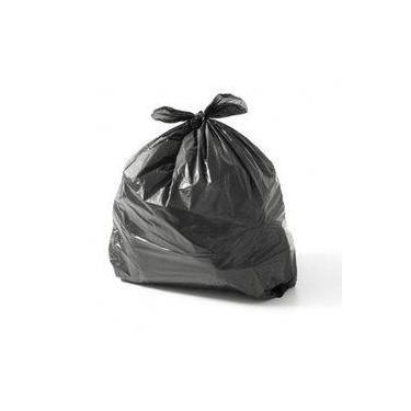 Saco De Lixo Reforçado Preto 20 Litros - 5kg