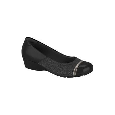 Sapato Modare 7014-263 preto/grafite