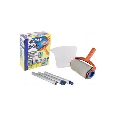 Imagem de Pintar Facil Kit Pintura Para Pintar Parede Rolo Casa Facil 889008