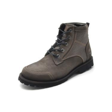 Bota Timberland Larchmont Boot Ls Da Cinza Timberland TB-6MTB0A1XCE03600 masculino