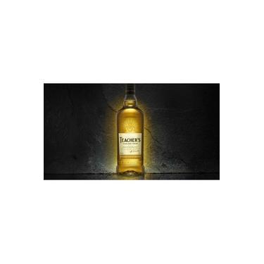 Whisky :: Teacher's :: Highland Cream :: Escocês :: 40% :: 1 Litro