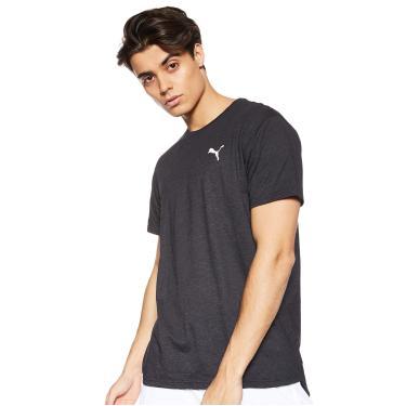 Camiseta Energy SS Tee, Puma, Masculino, Preto, M