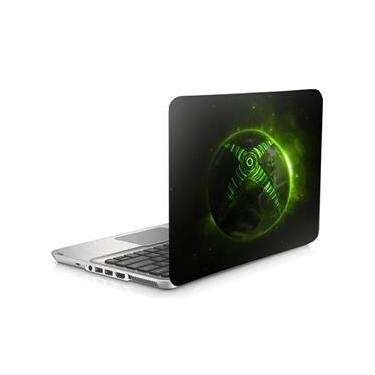 "Skin Adesivo Protetor para Notebook 17"" Xbox Microsoft B5"