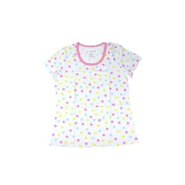 Pijama Feminino Recco Curto de Malha - 14377