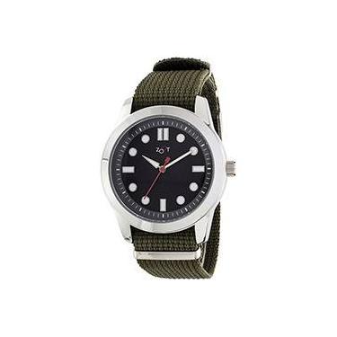 2b7f6933521 Relógio Masculino Zoot Analógico Casual ZW 10068 GP