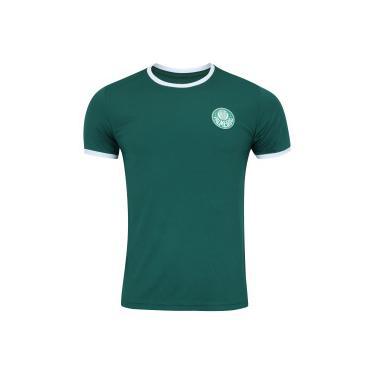 Camiseta do Palmeiras Dry Meltex - Masculina - VERDE Meltex 25534af160338