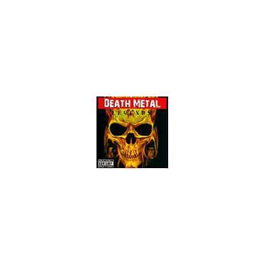 Imagem de CD Vários - Death Metal Legends  (Explicit Lyrics) (Importado)