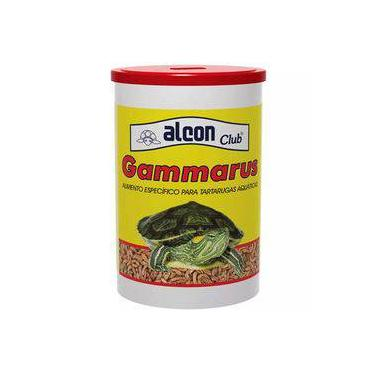 Ração Alcon Gammarus Para Tartarugas Pote 110g