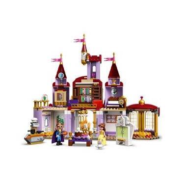 Imagem de 43196 - Lego® Disney Princess - A Bela e o Castelo da Fera
