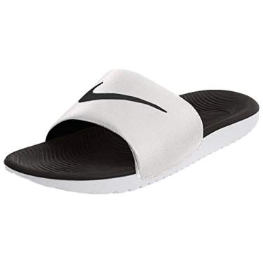 Chinelo Nike Kawa Slide Masculino - Preto (39)
