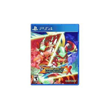 Mega Man Zero/Zx Legacy Collection - PS4
