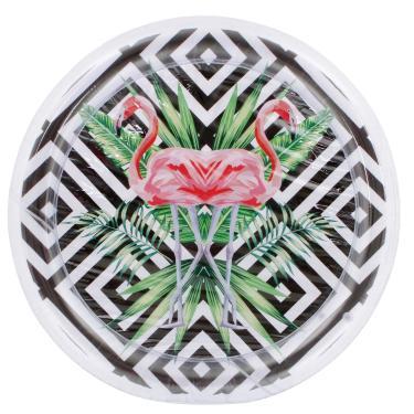 Bola Inflável Bola Estampa Flamingo Geométrico