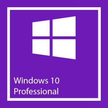 Windows 10 Professional 64 bits BOX