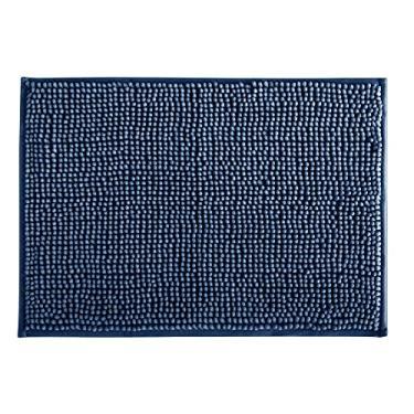 Imagem de Tapete para Banheiro Antiderrapante Bolinha 40cm x 60cm Dallas Corttex